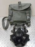 USGI M50 Series Military Gas Mask & Accessories