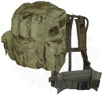 USGI Large ALICE Field Pack w Frame and all straps THUMBNAIL