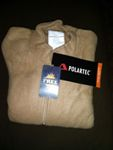 Ads Inc. Polartec FREE FR Mid-Weight Tan Fleece