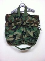 USGI Army Air Force AH-64 Flyer's Helmet Bag