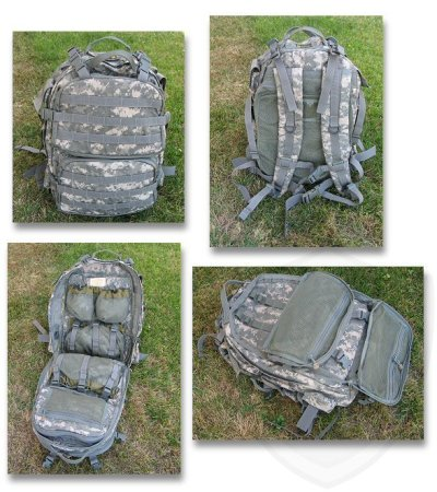 London Bridge ACU Digital Jumpable Medical Backpack LBT 1562A