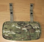 MultiCam IOTV Tactical Vest Lower Back/Kidney Protector THUMBNAIL