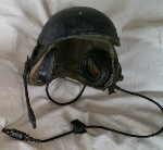USGI Kevlar CVC Helmet DH-132 w all Comms THUMBNAIL