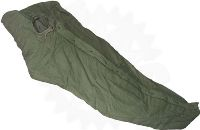 USGI Extreme Cold Weather Mummy Sleeping Bag w Hood Used/Excellent Condition_THUMBNAIL