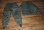 USAF SAC CWU-9/P High Altitude Flight Jacket ONLY Size XL THUMBNAIL
