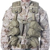 Blackhawk enhanced S.F. Load Bearing Vest