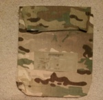 Soldier Plate Carrier System Side Plate Pocket