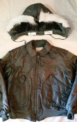 USGI Issue Nomex ARTIC CWU 45/P OD Flight Jacket Large