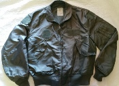 USGI Nomex CWU 36/P OD Flight Jacket Large
