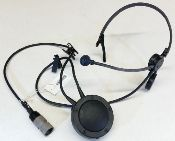 Thales/Racal Acoustics Commercial Lightweight MBITR Headset THUMBNAIL