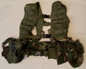 Specialty Defense Tactical 2 Buckle FLC w 5 Pouches THUMBNAIL