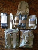 MultiCam Sekri IFAK Medic First Aid Kit ISSUED