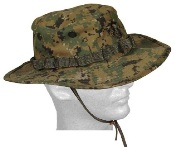 USMC MCCUU Digital Boonie Field Cover Hat