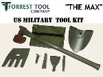 Max Ax Military Vehicle Recovery Tool Kit THUMBNAIL