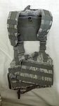 USAF Tiger Stripe Gen3 HGear Tactical Harness