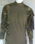 Massif MultiCam Army Combat Shirt Issue USED