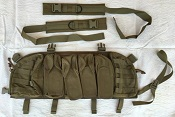 TAG Tactical Assault Gear Operator's Chest Rig