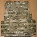 KDH Defense MutliCam IOTV Tactical Plate Carrier w Kevlar Inserts
