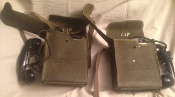 Vietnam Era signal Corps US Army Field Combat Telephone Set