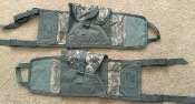 ACU Digital IOTV Side Wing Plate Carrier Set