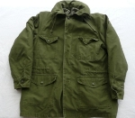 Vietnam Era 1951 Olive Drab Field Jacket with Liner