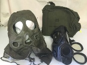 USGI M17A2 Gas Mask and/or accessories THUMBNAIL