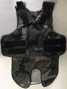 Type IIIA Kevlar Body Armor Law Enforcement