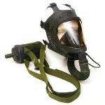 USGI M25A1 Tanker Gas Mask Set