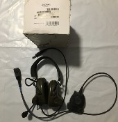 3M Peltor Com Tac II ACH Dual Communication Headset w PTT