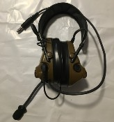 3M Peltor ComTac III ACH Dual Communication Headset