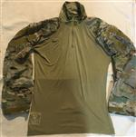 CRYE Precision G3 Combat Shirt Custom MultiCam Used THUMBNAIL