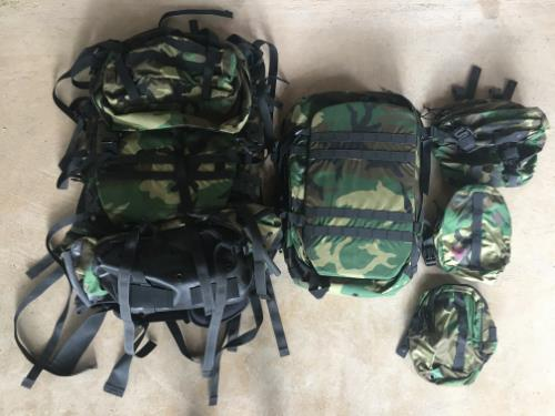 Gregory SPEAR UM21 Military Backpack Complete System LARGE