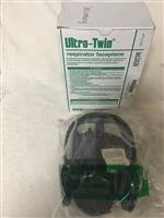 MSA Ultra Twin Full Face Respirator, Silicone THUMBNAIL