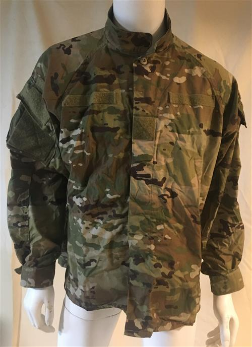 OCP Scorpion Type IV Improved Hot Weather Combat Coat IHWCU LARGE