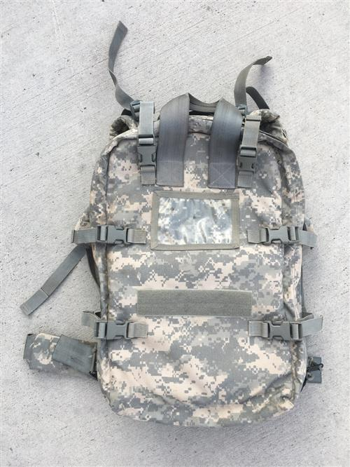 Initial Attack Medical Coverage Pack - Z359 LARGE