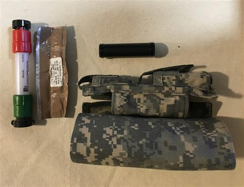 LB2 Lazerbrite Tactical Lighting Kit with Batteries & Case LARGE
