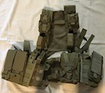 Eagle Industries H Harness with 10+ Pouches THUMBNAIL
