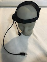 Military Lightweight Microphone Headset for Military Radios THUMBNAIL