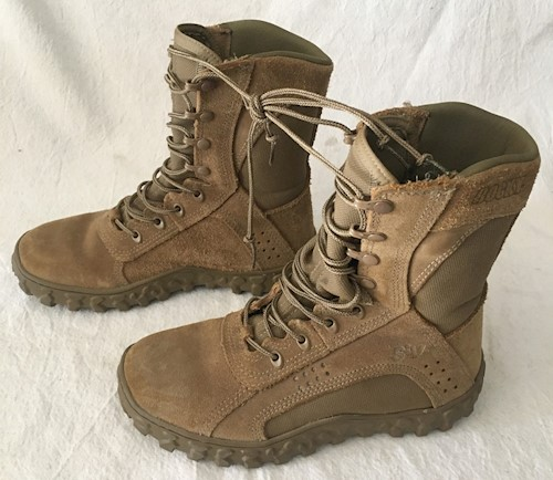 Rocky S2V Special Ops Tactical Boot Coyote Brown SWATCH