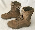 Rocky S2V Special Ops Tactical Boot Coyote Brown THUMBNAIL