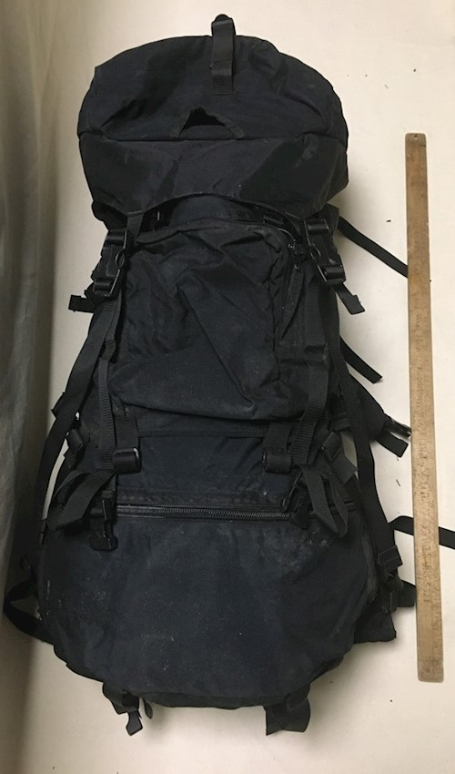 Army Black Large Ruck Like CFP-90 and Marine Corp ILBE LARGE