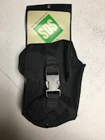 100 Round SAW Molle Pouch by SDS Specialty Defense Black Cordura Nylon THUMBNAIL