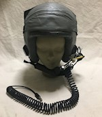 Gentex HGU 55/P HALO Fighter Pilot Helmet with all comms THUMBNAIL