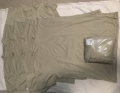 CLOSEOUT!  Linchpin LLC Sand 100% Moisture Wicking Poly T-Shirts THUMBNAIL