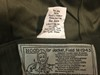 WWII US Army Hood for the M-1943 Field Jacket SWATCH