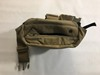 Battlelab Dump Breach Pouch Mounted with IIIA Armor sewn inside back_SWATCH