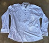 Air Force Mess Dress Blue Formal White Shirt SWATCH