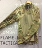 Massif OCP/Multicam Enhanced Type II 1/4 Zip Combat Shirt FR Mini-Thumbnail