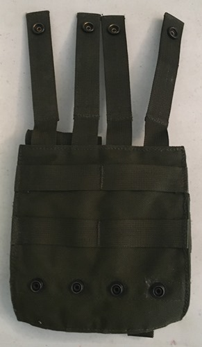 Blackhawk STRIKE AK/M4 Double Mag Pouch Mini-Thumbnail
