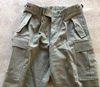Genuine German Military Wool Pants Mini-Thumbnail